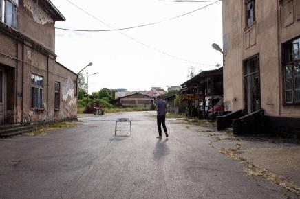 Osijek, Croatia, 17th Performance Art Festival,