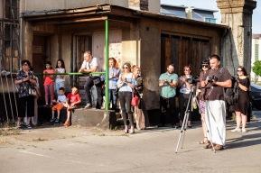 Osijek, Croatia, 17th Performance Art Festival