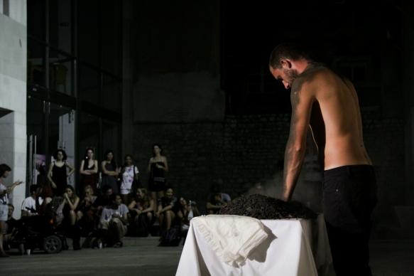 "Zadar, Croatia, ""International Festival of Contemporary Theatre ZADAR SNOVA 2017. / Perforacije 2017."""